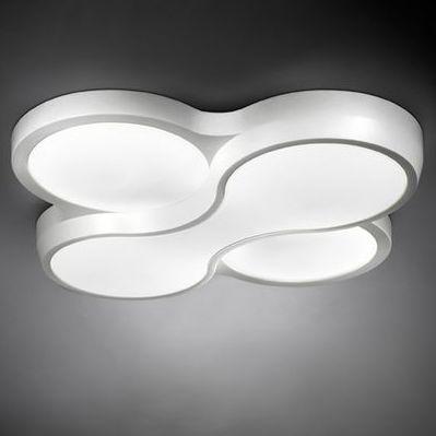 diseño plafon con led .