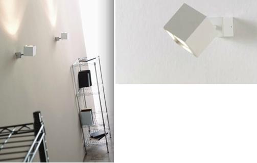 3.8FOCO CUADRADO LED.(precio minimo 10 unidades): PRODUCTOS de El Búho | Iluminación en Barcelona
