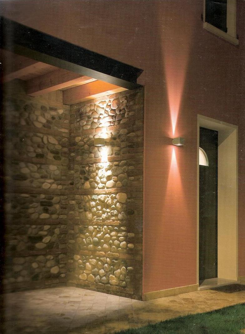 Iluminacion indirecta exterior productos de el b ho - Lamparas de exteriores de pared ...