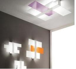 APLIQUE PARED LED .