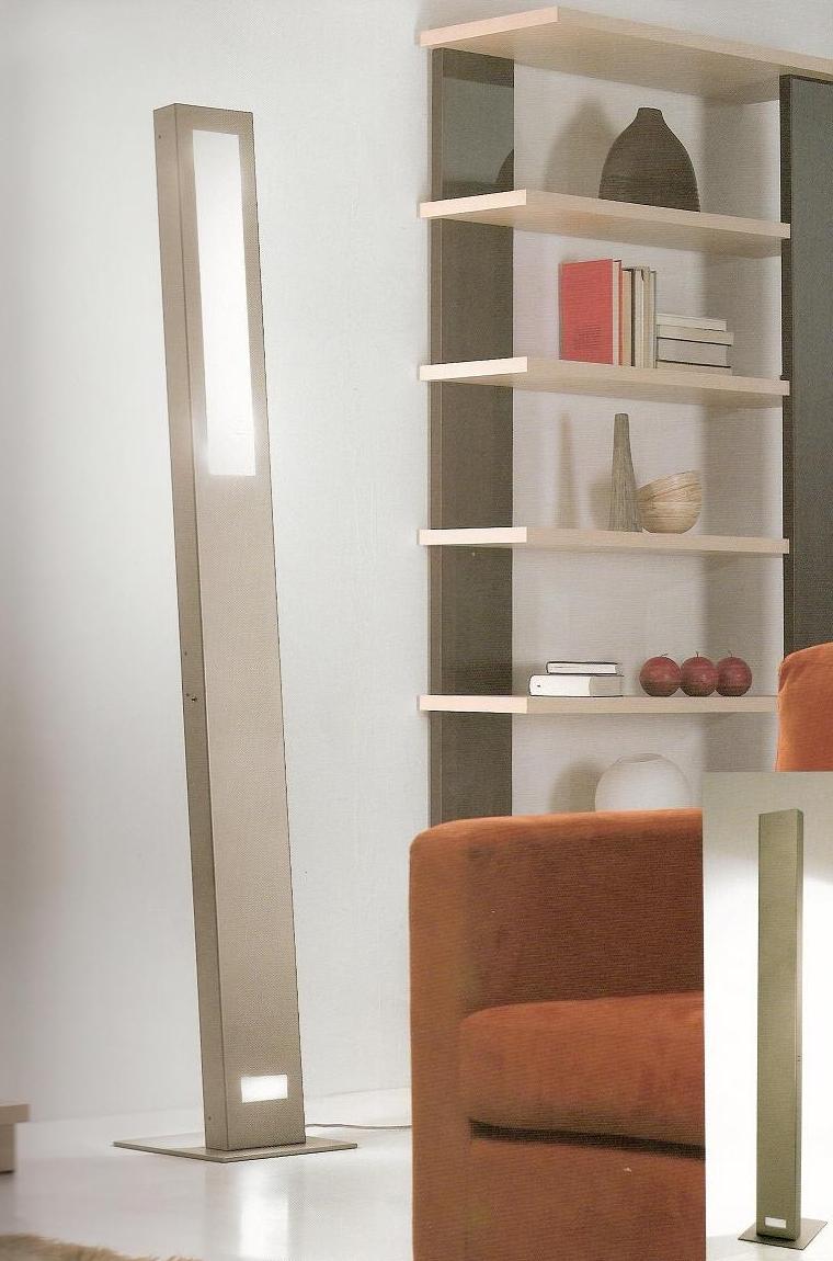 Lámpara diseño minimalista