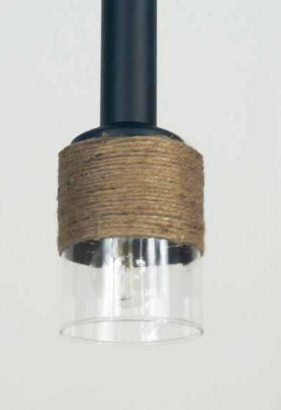 LAMPARA VINTAGE CUERDA 100% FABRICACION PROPIA.: PRODUCTOS de El Búho | Iluminación en Barcelona