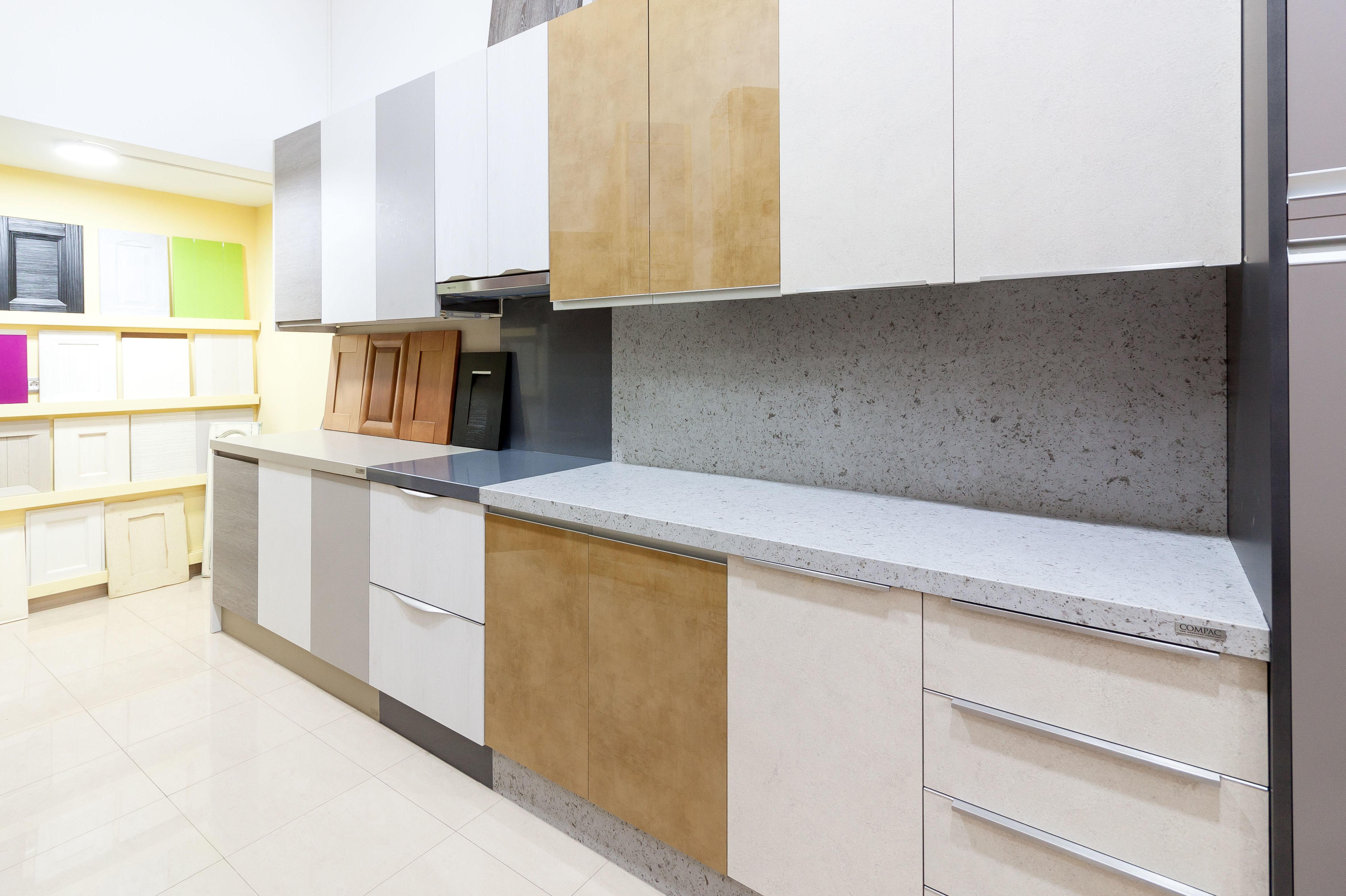 Muebles de cocina a medida en Mazarrón