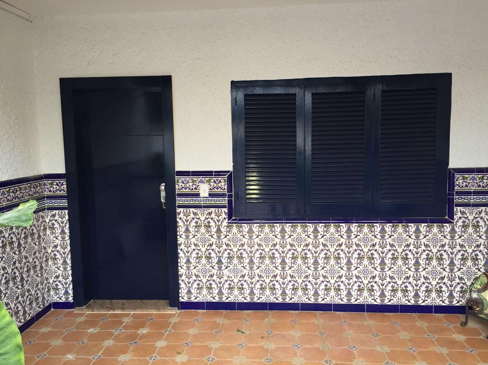 Foto 24 de Carpintería y ebanistería en Puerto de Mazarrón | Carpintería Isidro Coy