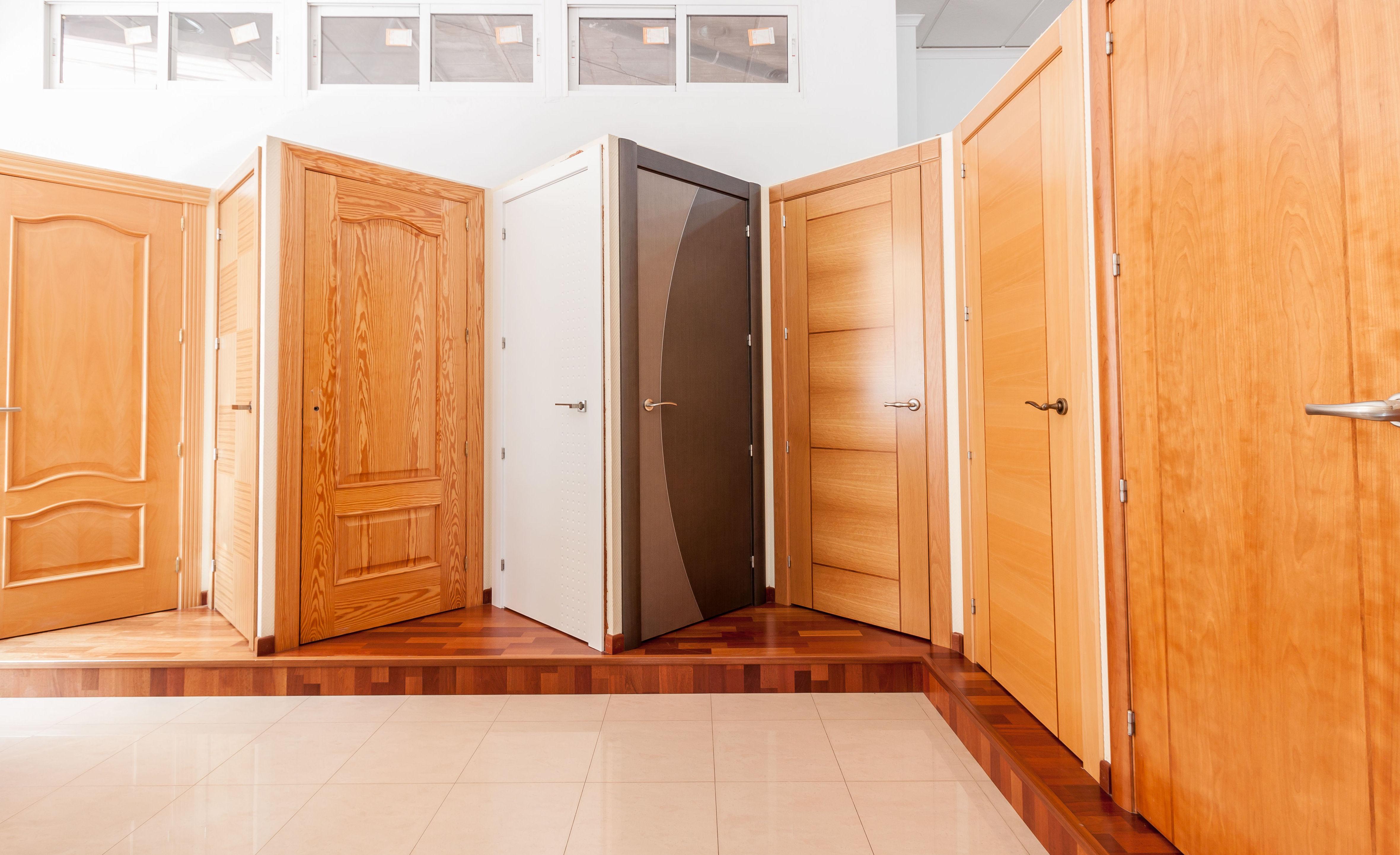 Fabricante de puertas de madera en Mazarrón