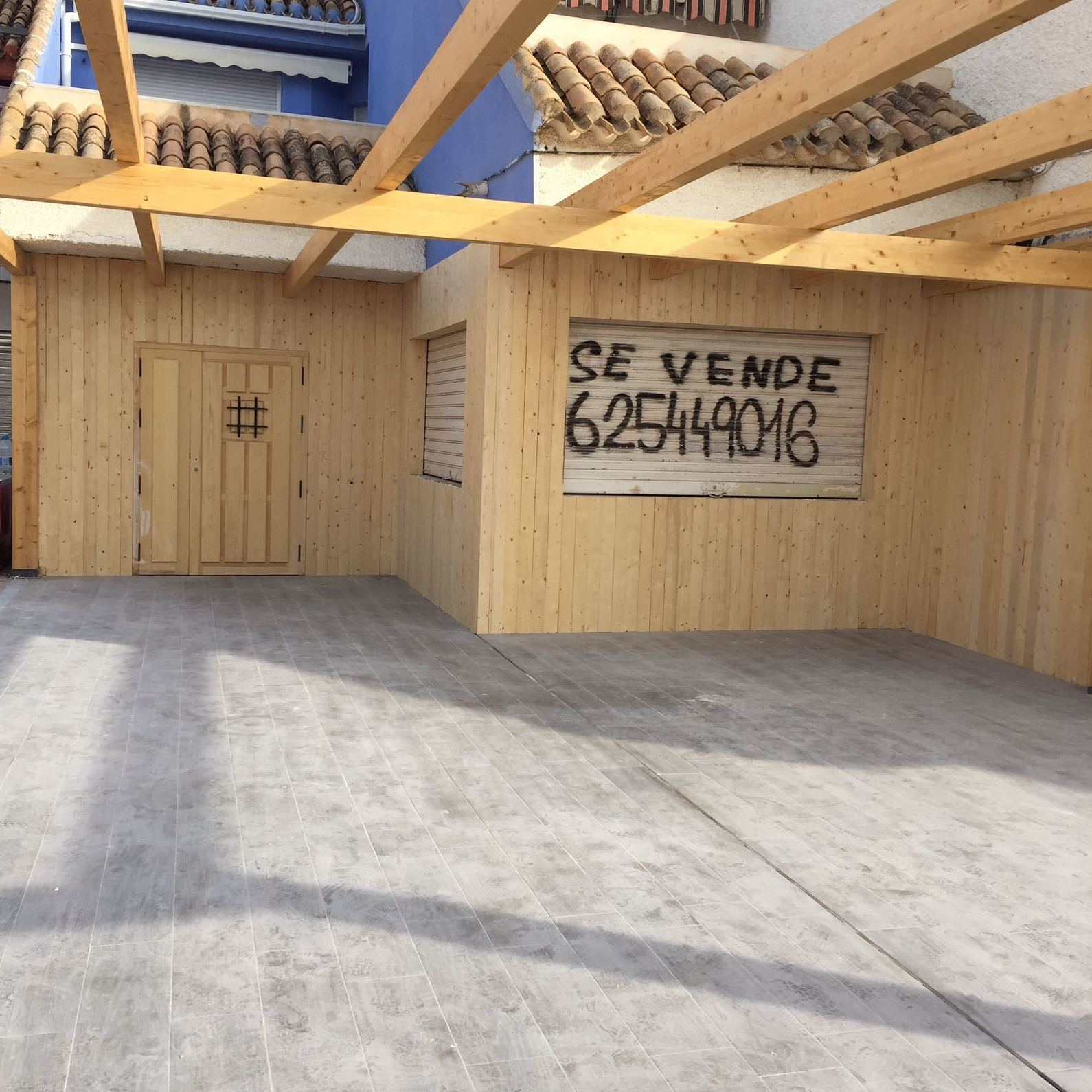 Foto 59 de Carpintería y ebanistería en Puerto de Mazarrón | Carpintería Isidro Coy
