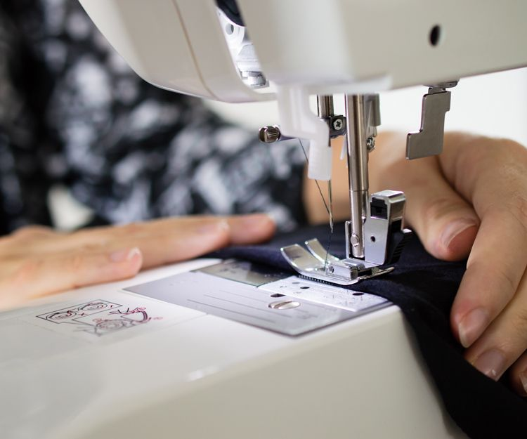 Venta y reparación de máquinas de coser en Valencia