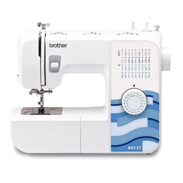 Maquina coser Brother RH137