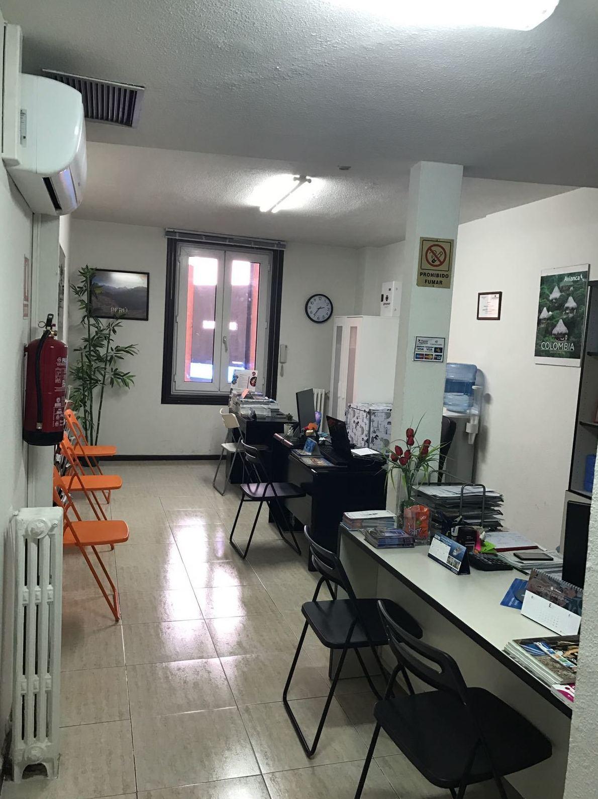 Instalaciones de nuestra agencia