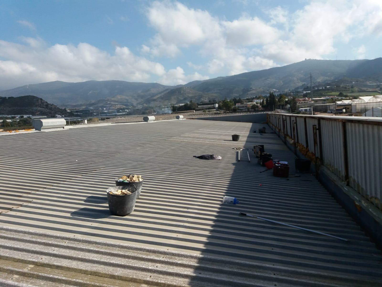 Metal para tejados