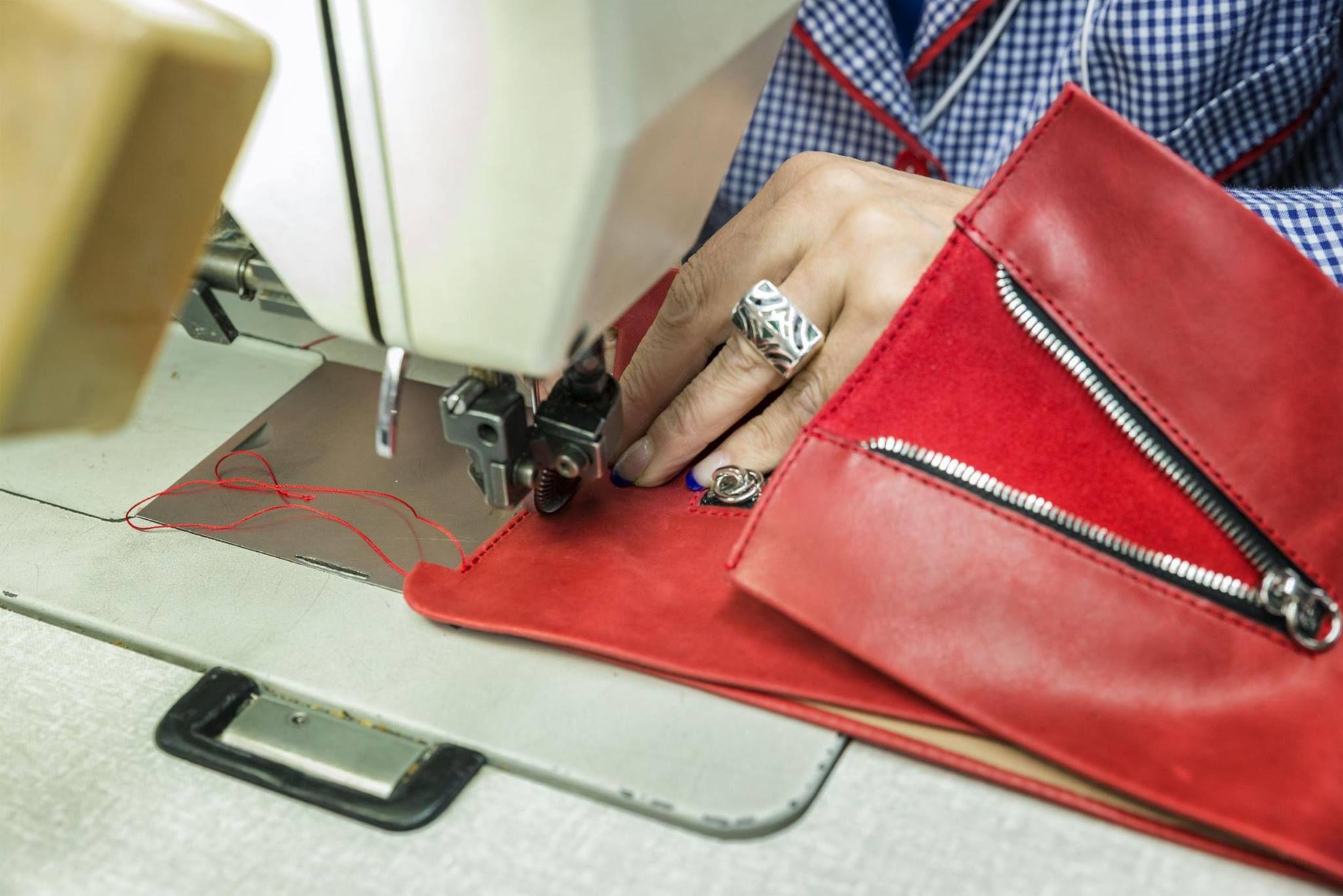 Fabricación de bolsos: Secciones de Innomodels, S.L.