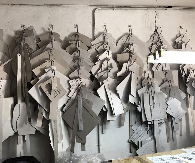 Fábrica de bolsos de cuero en Alicante