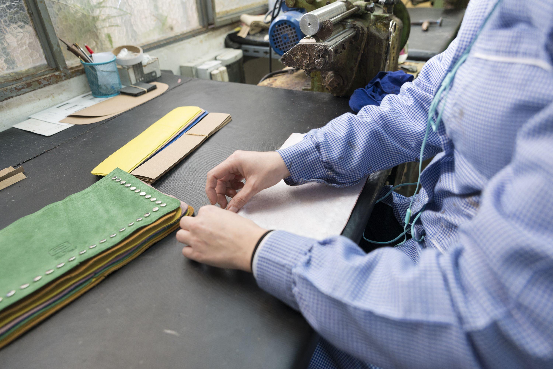 En nuestra fábrica nos encargamos de toda la producción, de principio a fin