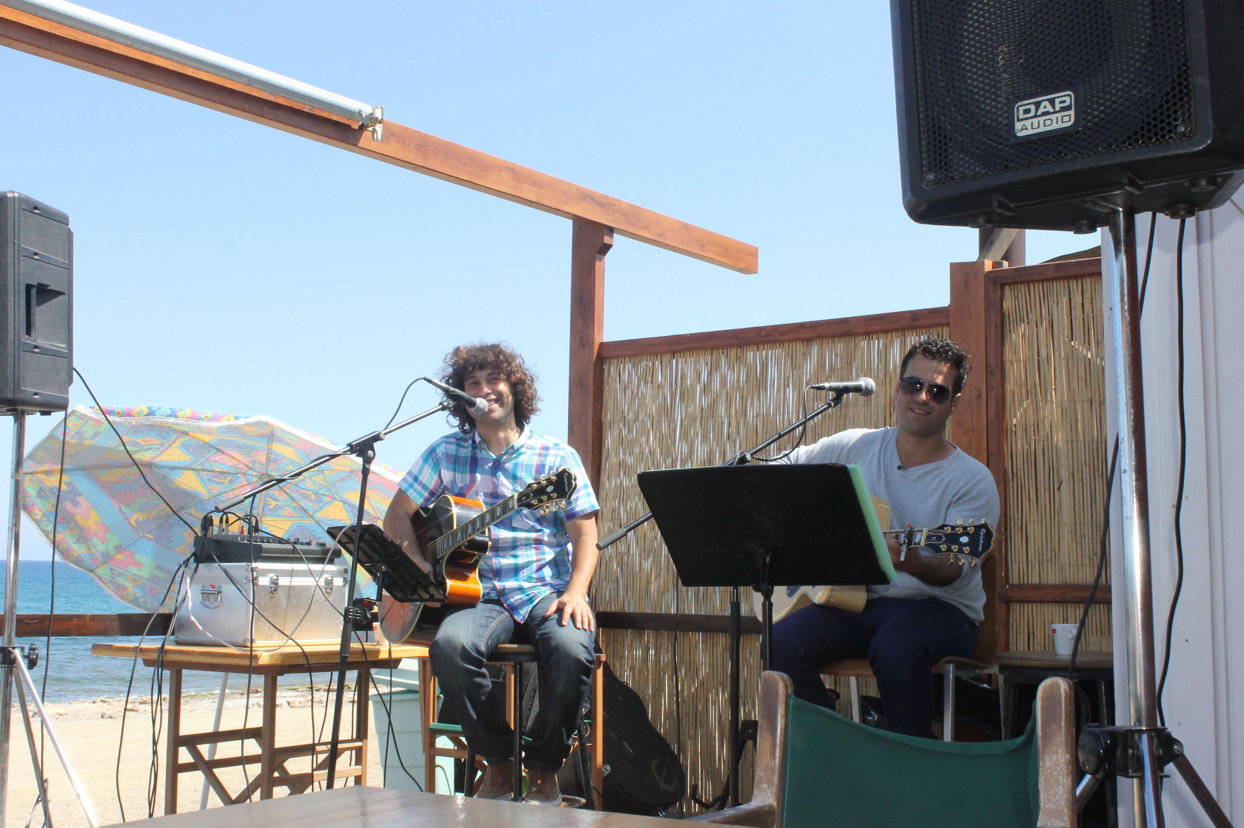 Restaurante con actuaciones en Mojácar Playa