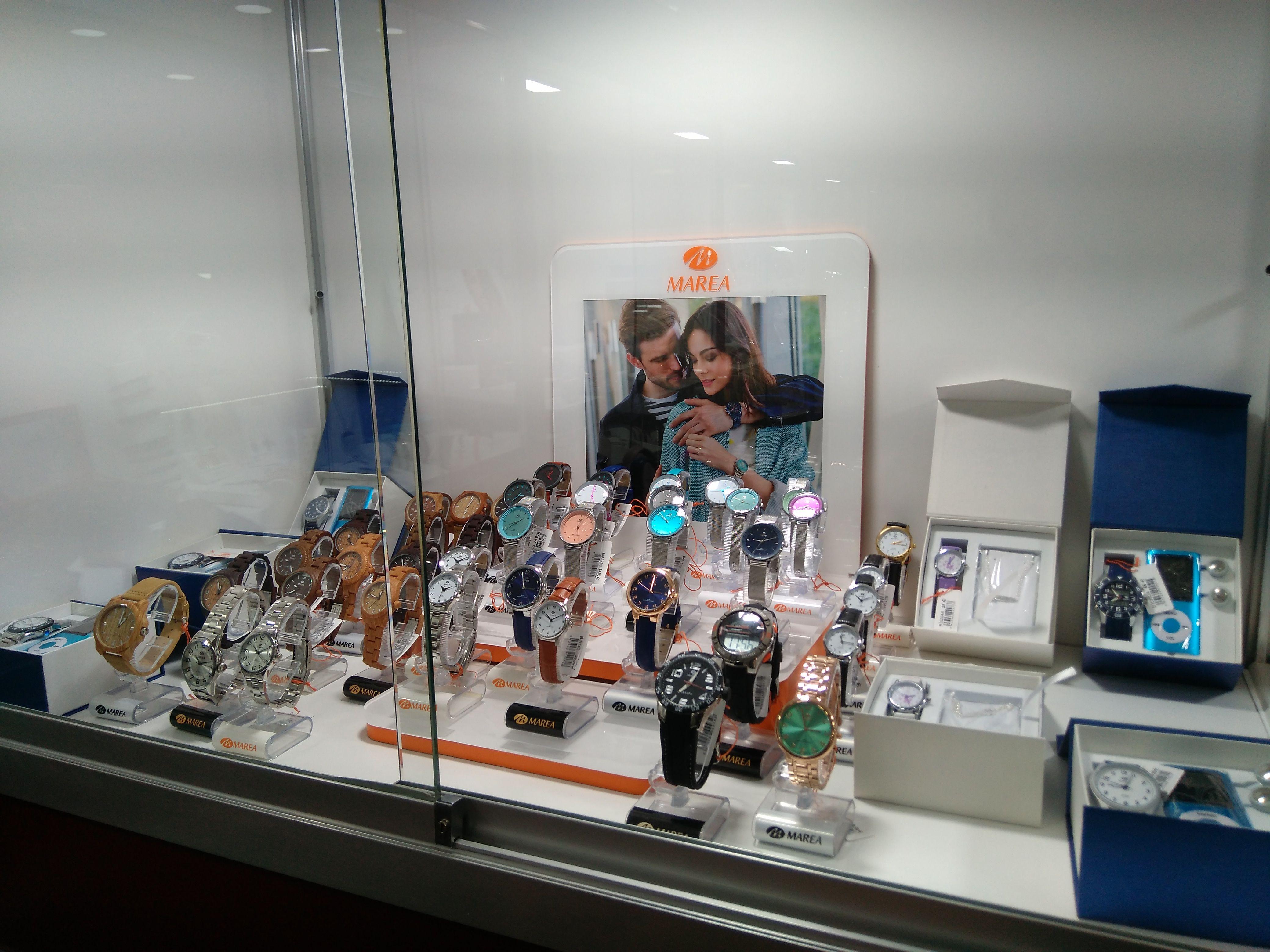 Tienda de relojes Ávila