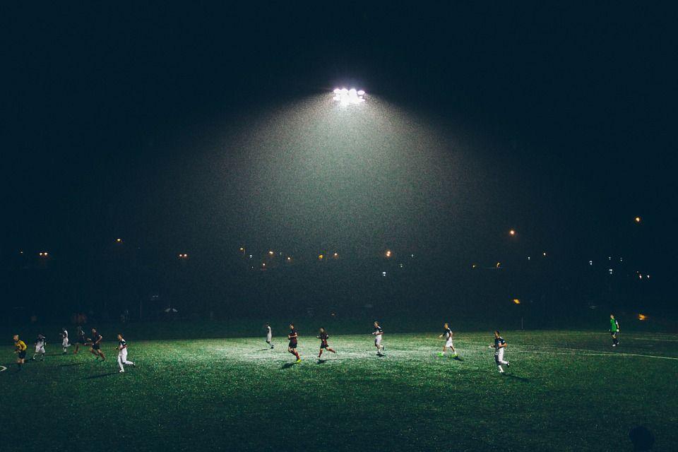 Led para Instalaciones deportivas