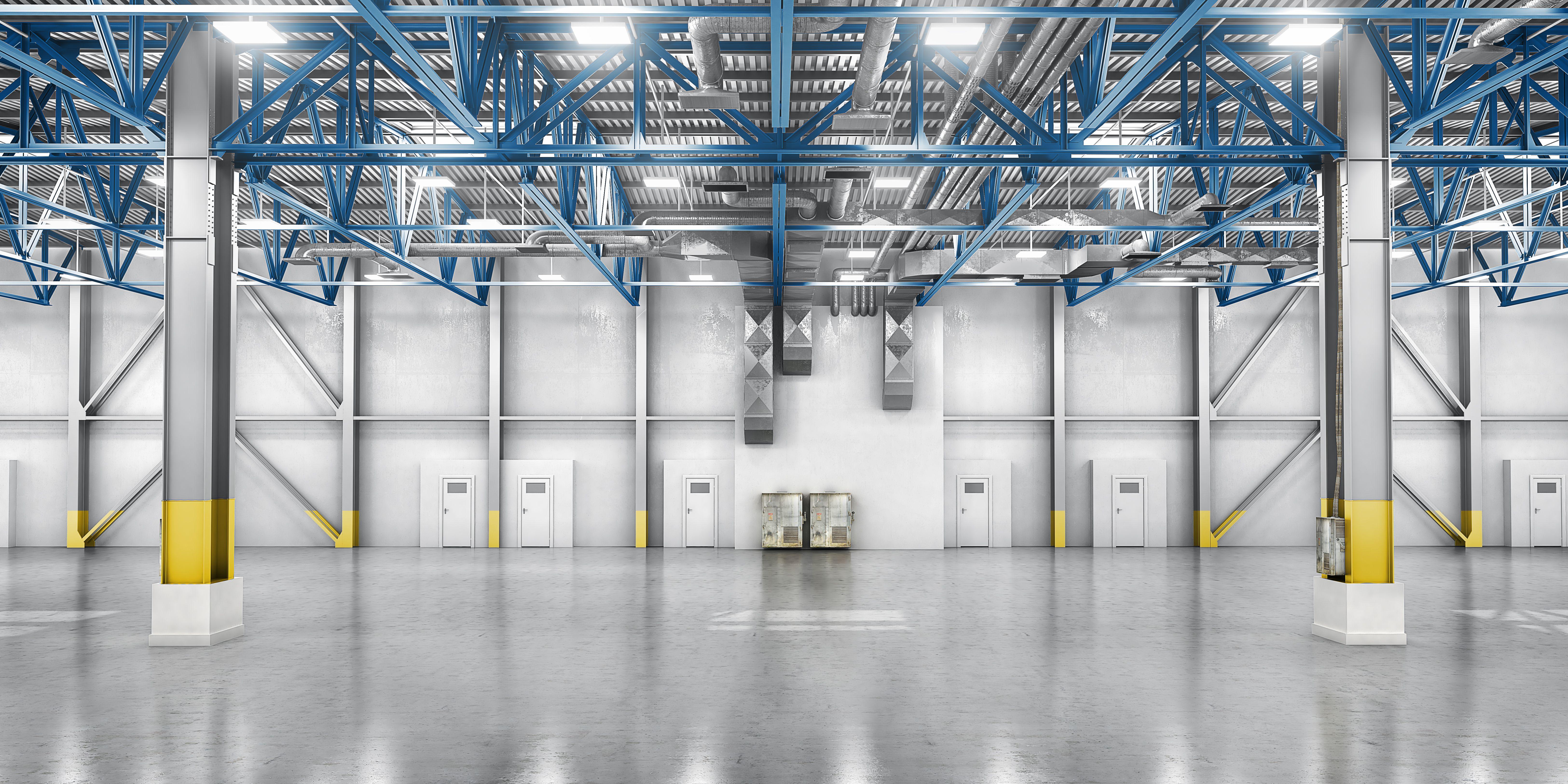 Iluminación Led en naves industriales: Servicios de LedTenis