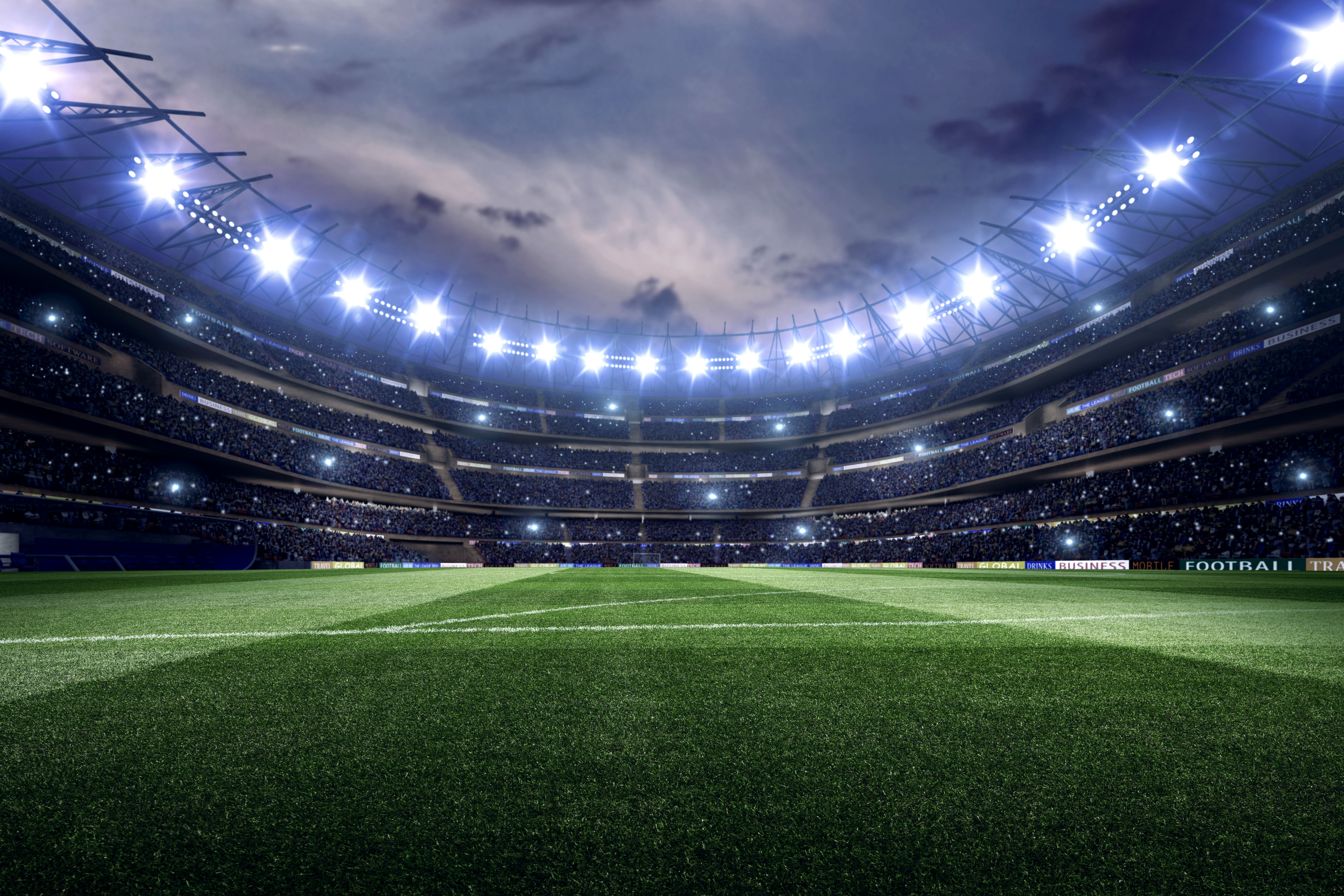 Instalaciones de iluminación Led instalaciones deportivas
