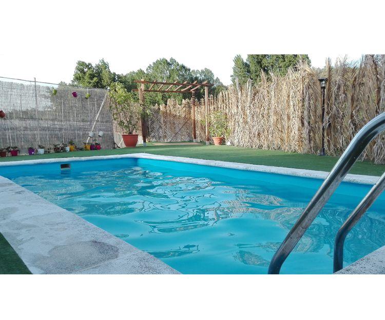 Jardines para piscinas en Vera