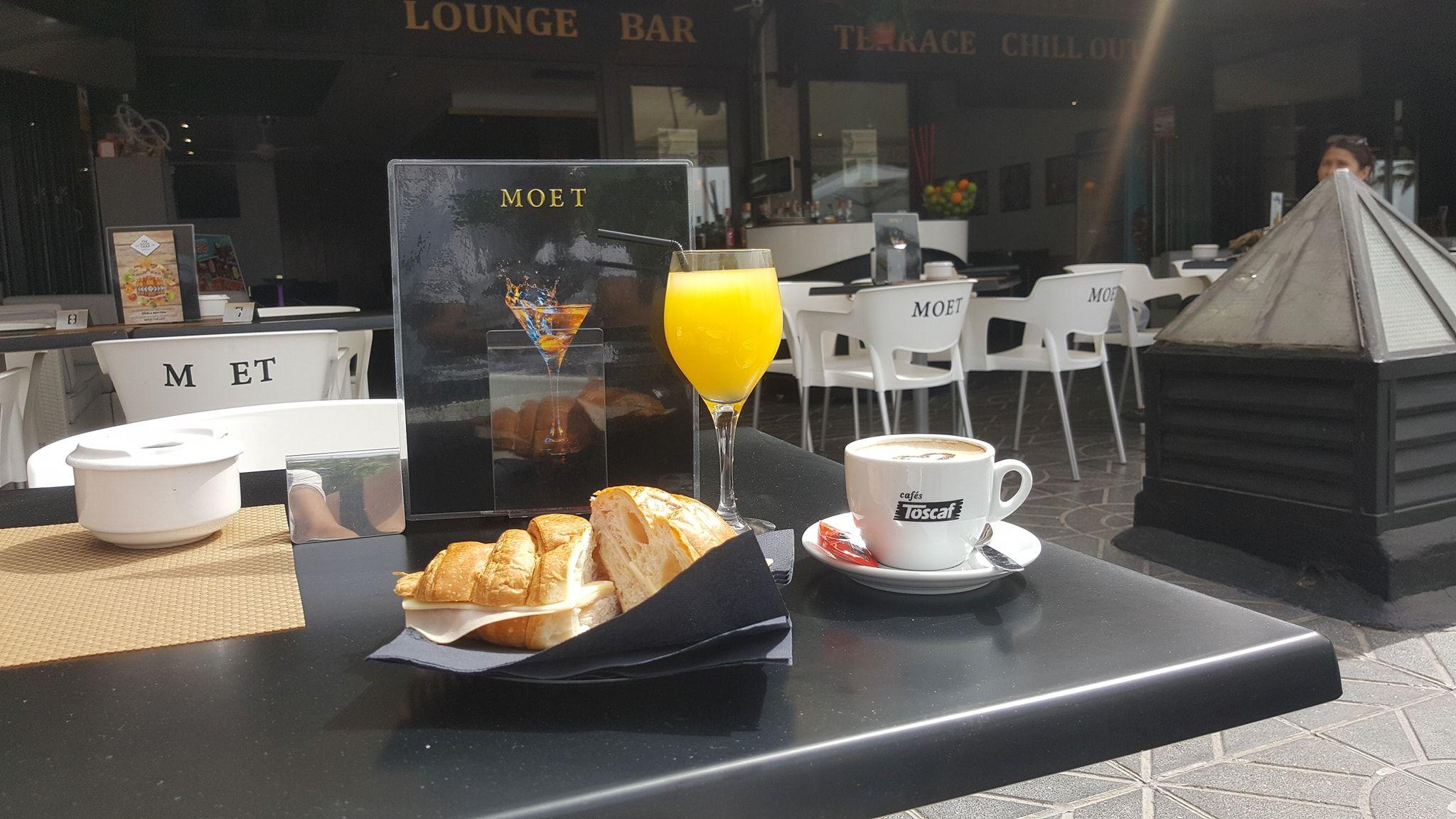 Desayunos frente al mar Arrecife