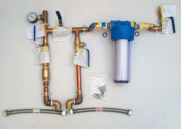 Descalcificadores: Trabajos de Climaconfort Mopal