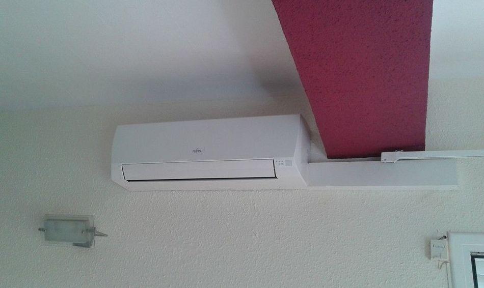 Instalación y reparación de sistemas de aire acondicionado