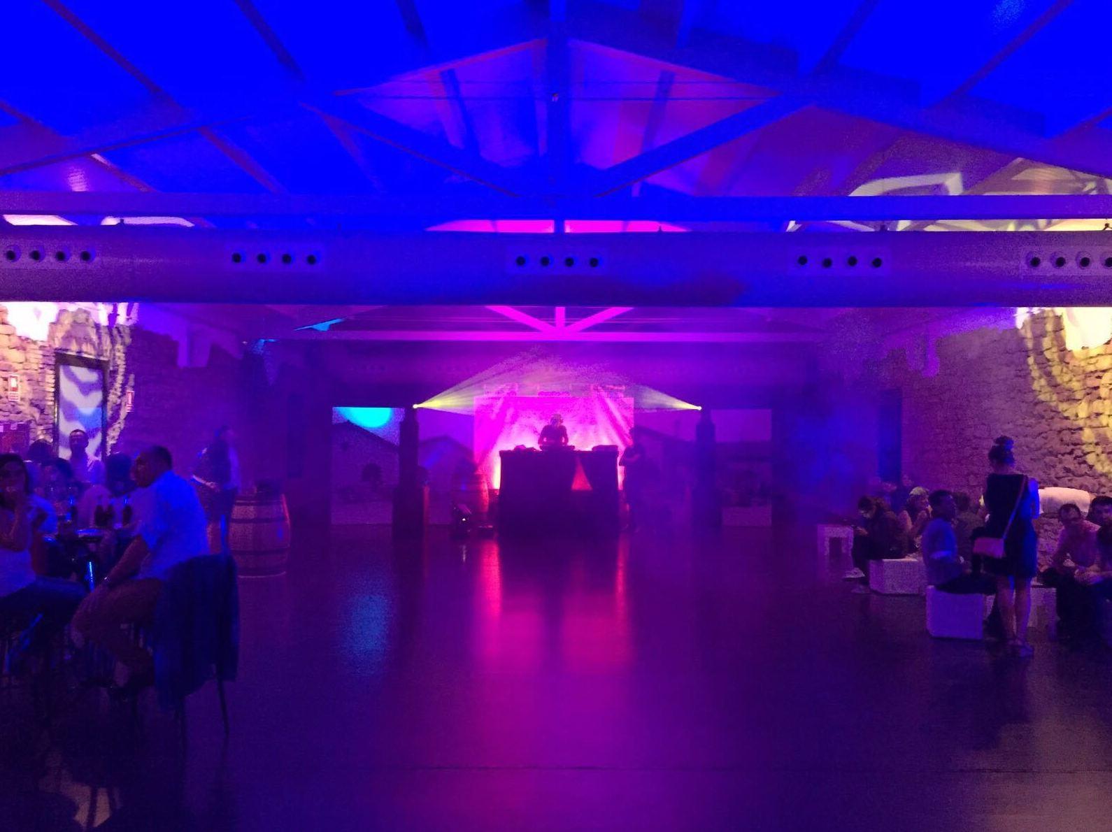 Luces y sonido para discotecas