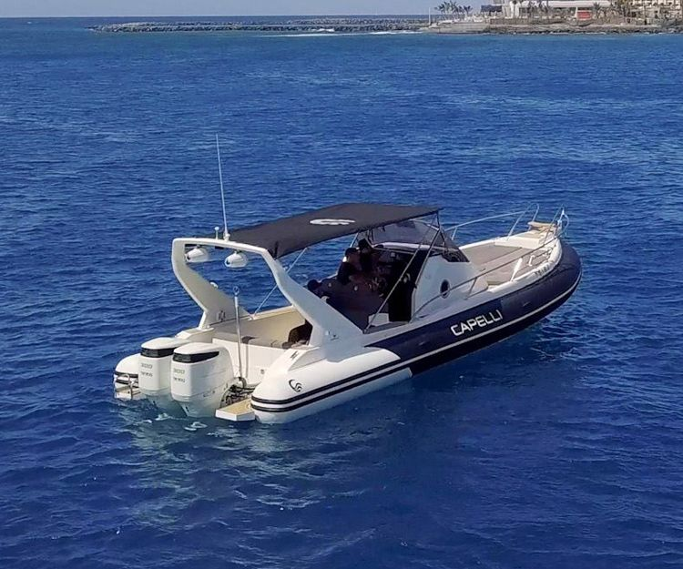 Venta de embarcaciones en Santa Cruz de Tenerife