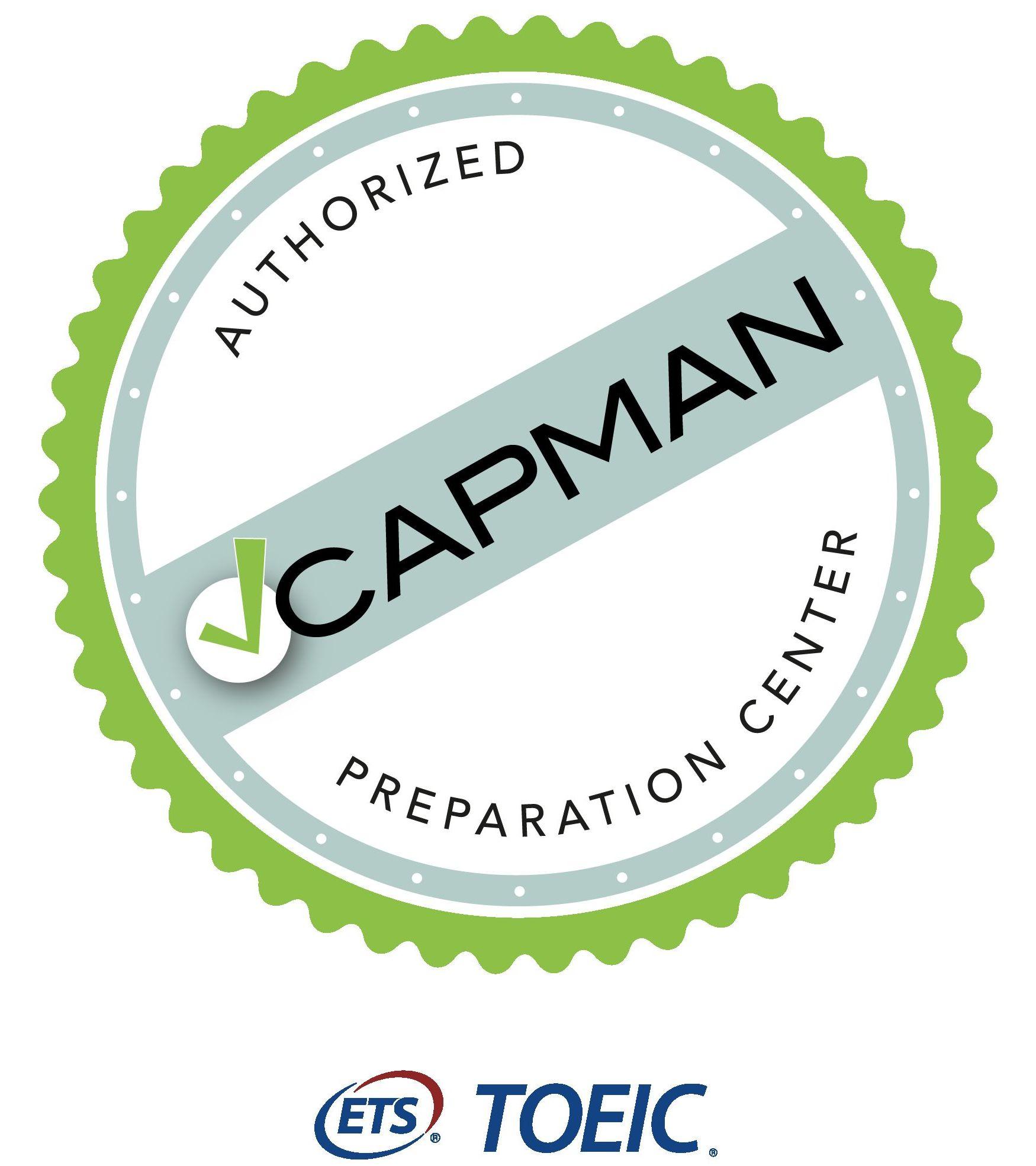 TOEIC, Centro Formador Oficial de Capman para preparación de exámenes: Servicios de SBC Global Training