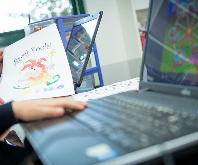 Academia de idiomas para niños en A Coruña