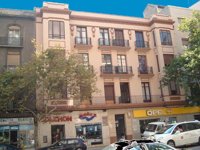 Rehabilitaciones integrales de fachadas en Zaragoza