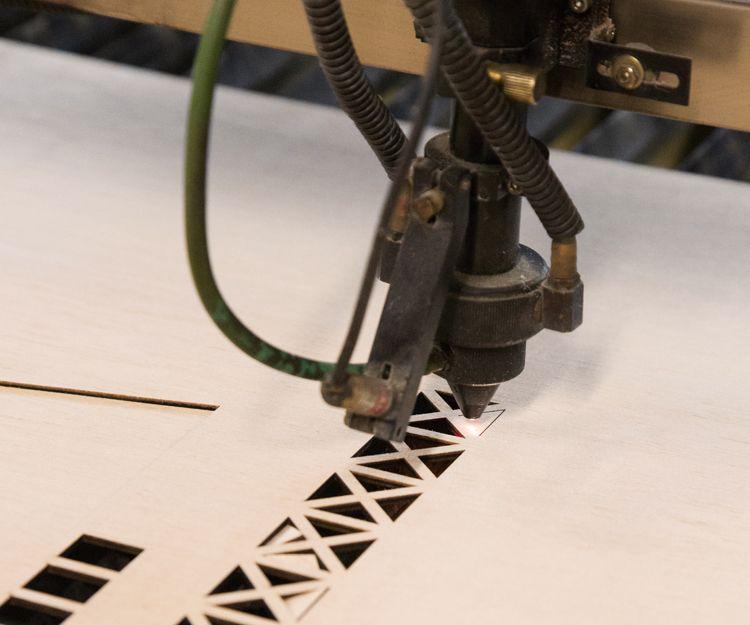 La mejor tecnología en elaboración de troqueles