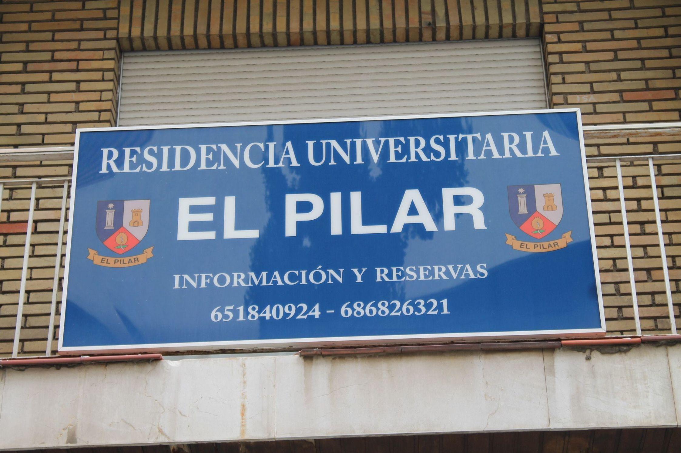 Residencia Universitarias en Granada | residencia Universitaria El Pilar