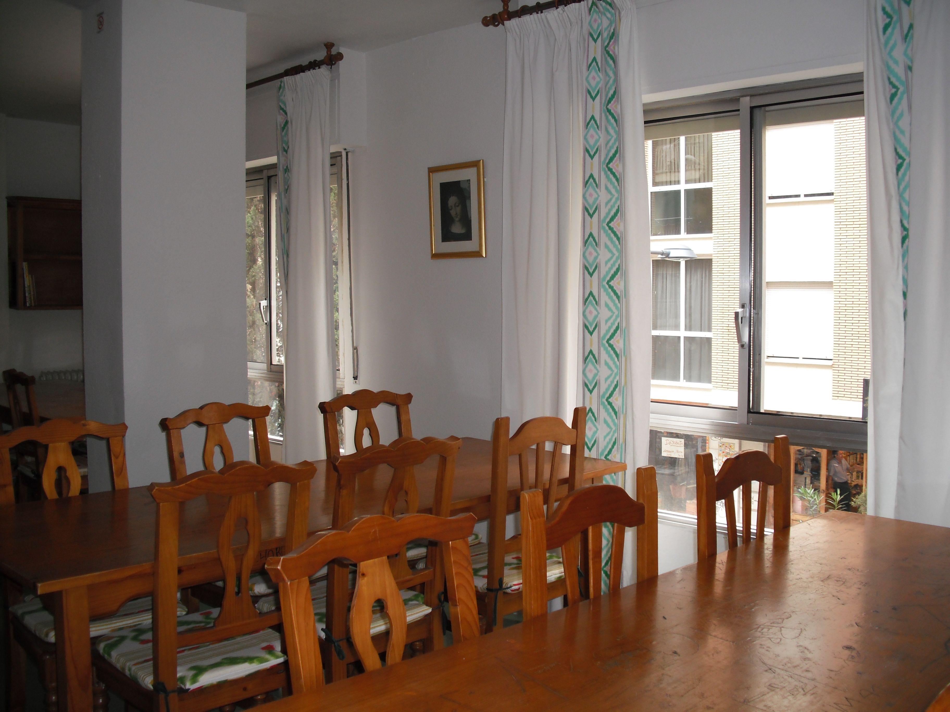 Residencia universitaria en Granada con ambiente acogedor