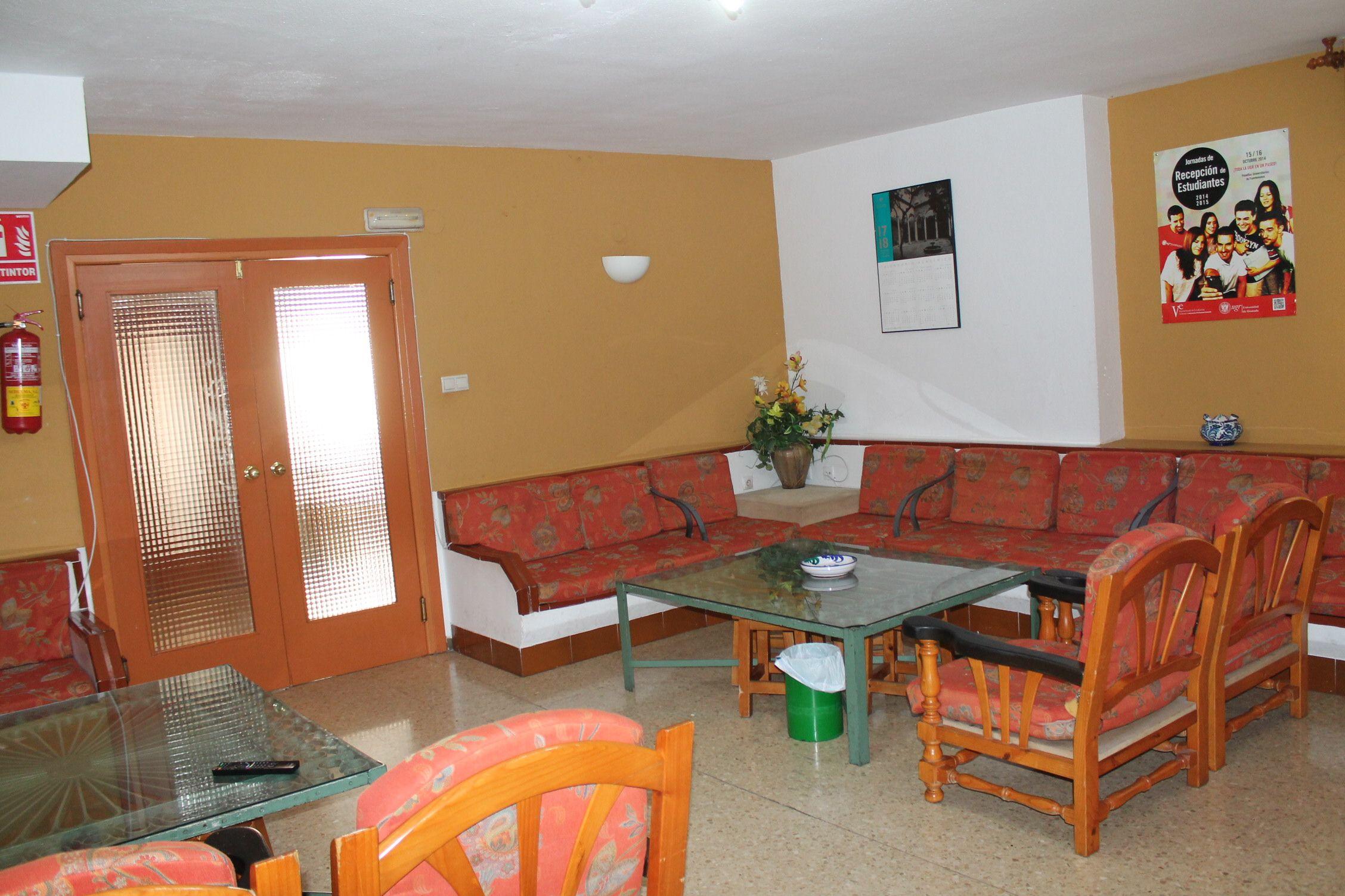 Residencia Estudiantes en Granada