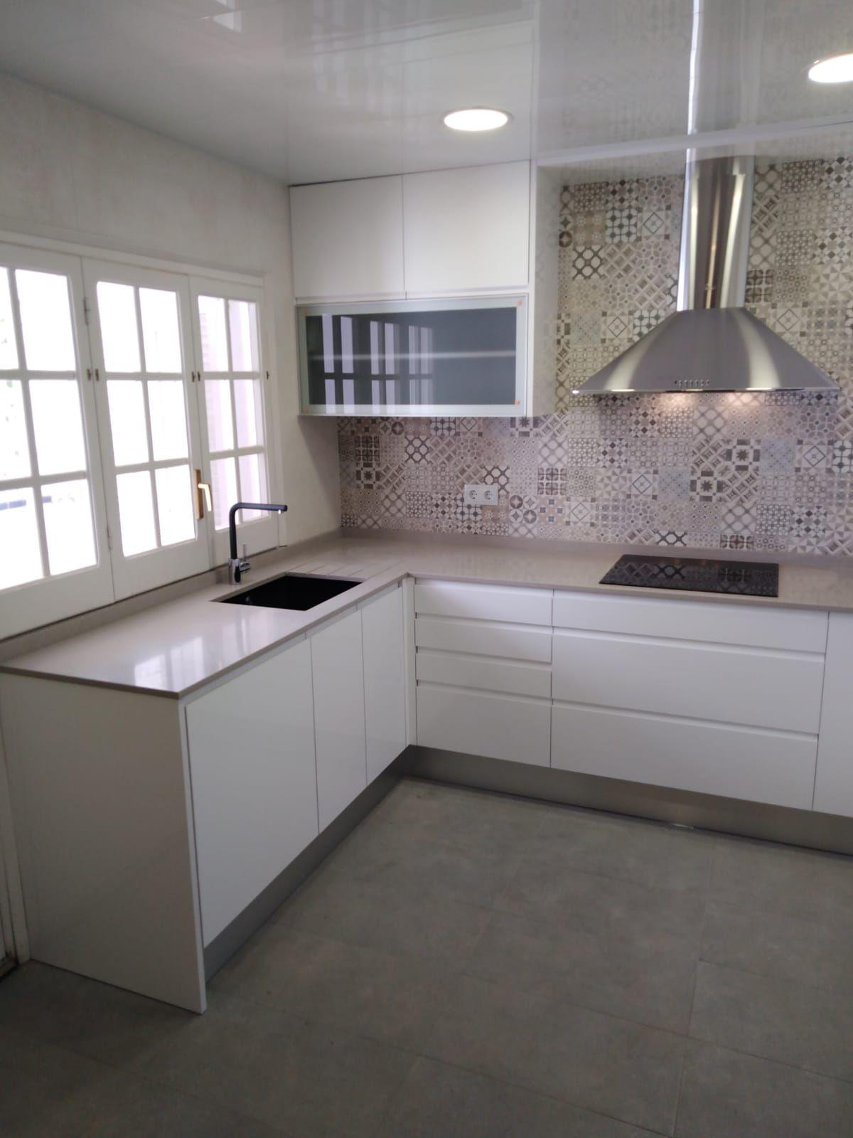 Fábrica de muebles de cocina en Barcelona