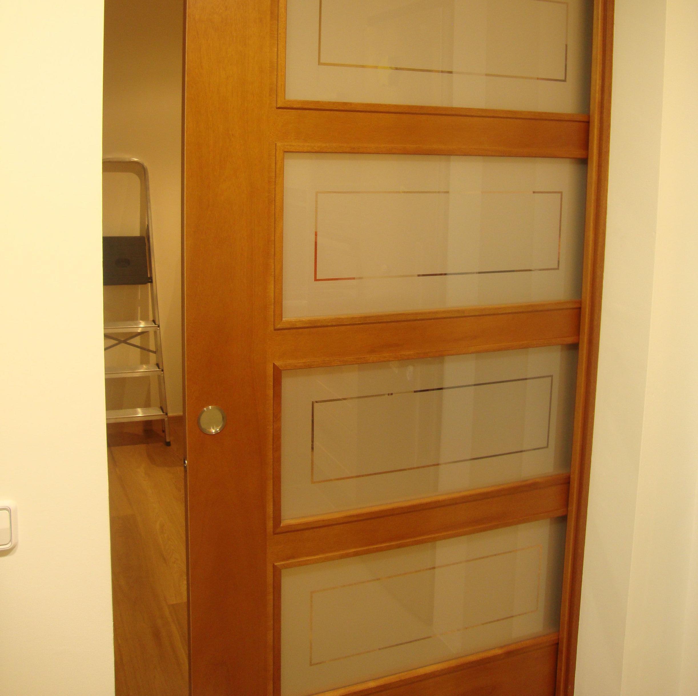 Puertas de interior armarios puertas y puertas de - Armarios de entrada ikea ...