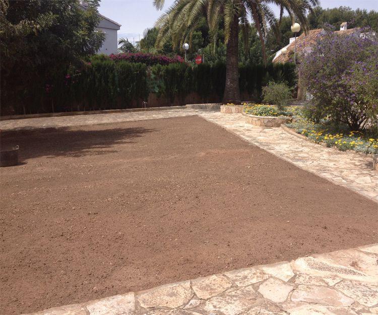 Mantenimiento de jardines en Canet d´en Berenguer