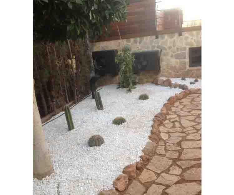 Creación de jardines en Puçol