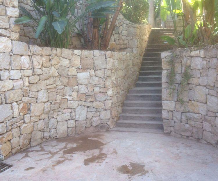 Creación de jardines en Naquera