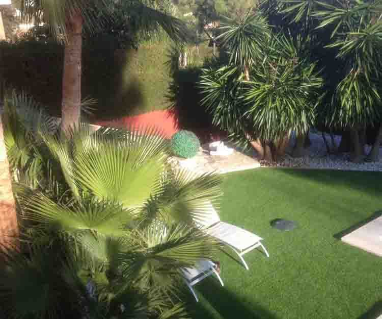 Creación de jardines en El Puig