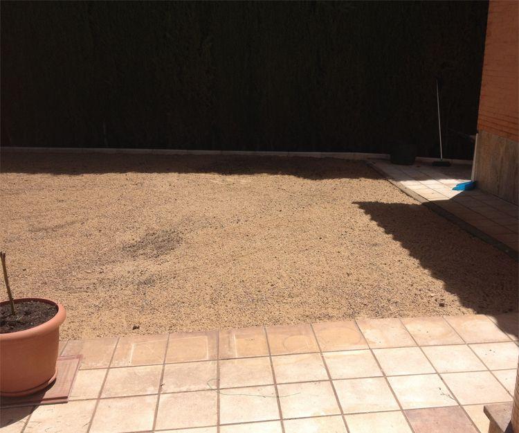Mantenimiento de jardines en L´Eliana