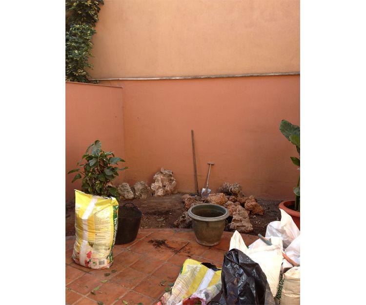 Mantenimiento de jardines en La Cañada