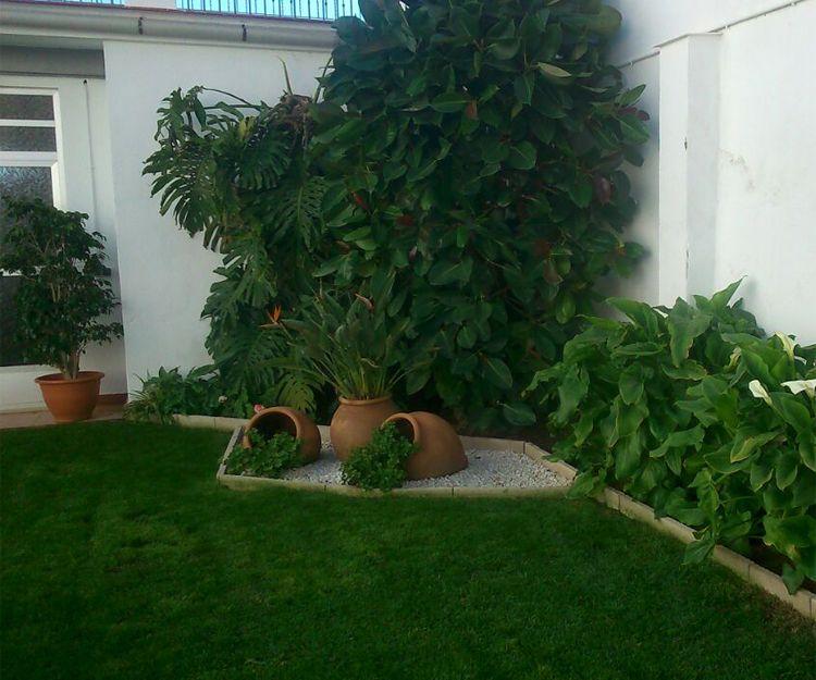Mantenimiento de jardines en Sagunto