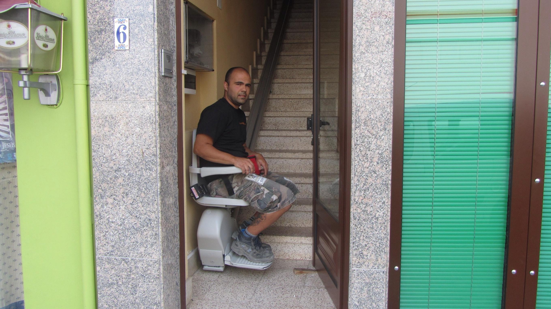 Foto 11 de Venta, instalación y reparaciones de aparatos elevadores en Tegueste | Mobiliteg Solutions