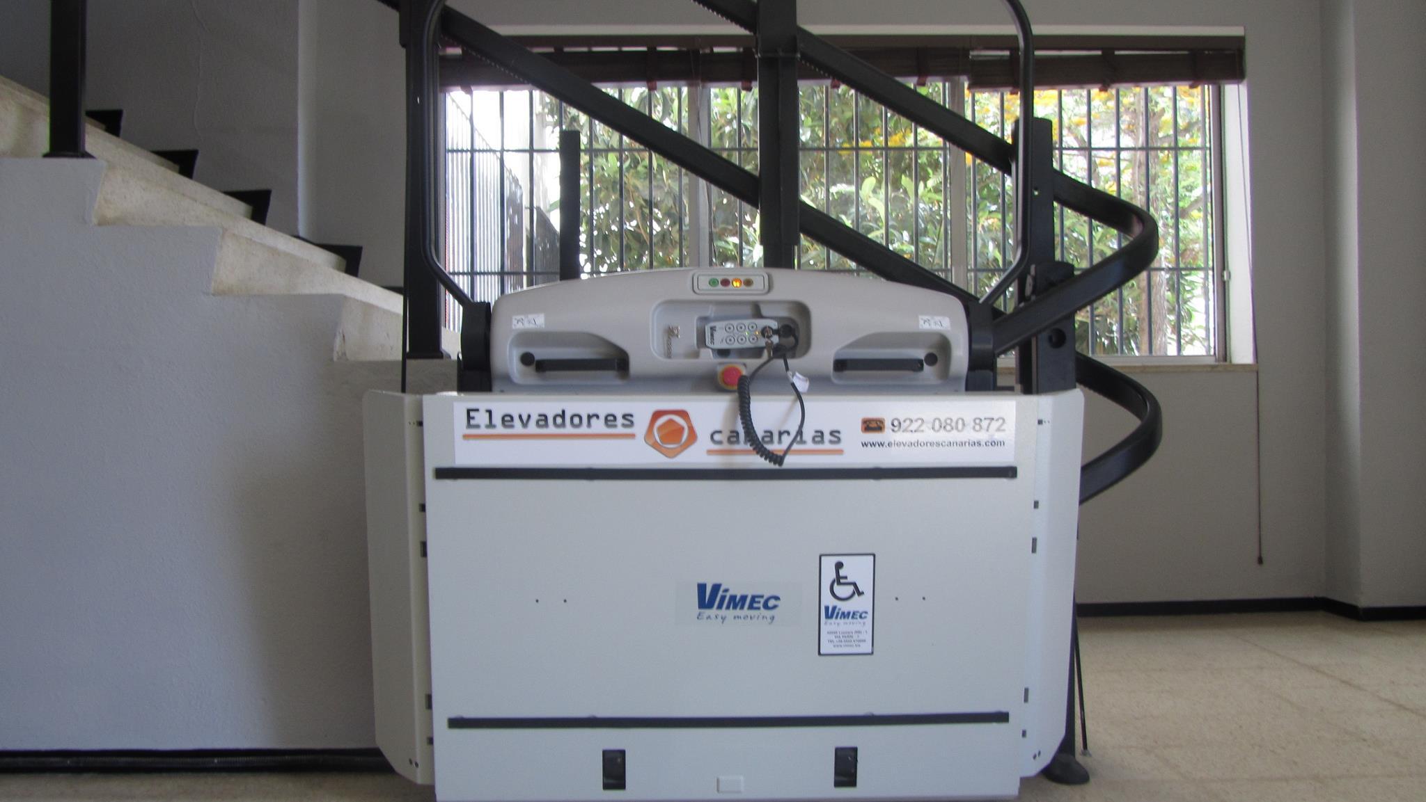 Foto 18 de Venta, instalación y reparaciones de aparatos elevadores en Tegueste | Mobiliteg Solutions
