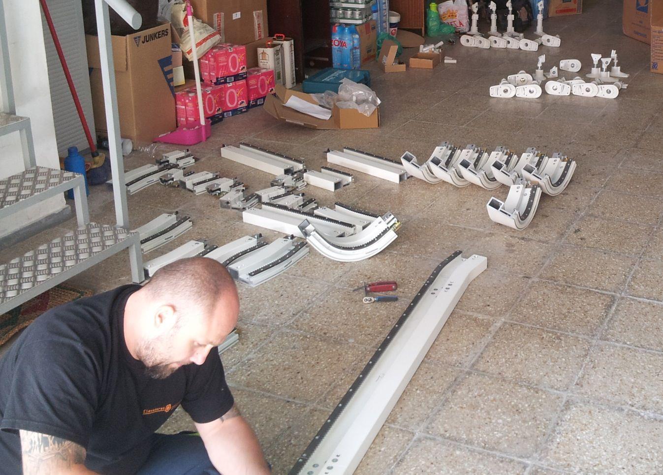 Foto 2 de Venta, instalación y reparaciones de aparatos elevadores en Tegueste | Mobiliteg Solutions