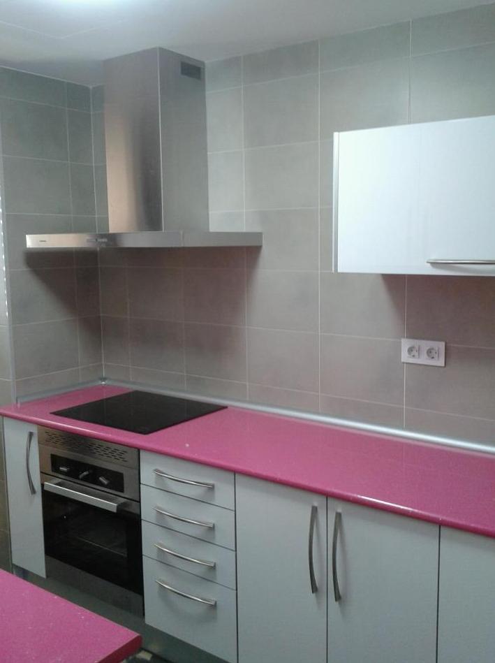 Instalación cocinas: Productos  de Comercial Aragoneses