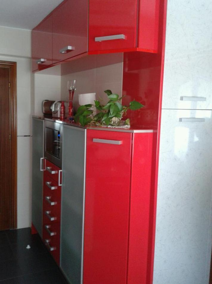 Gran variedad en muebles de cocina