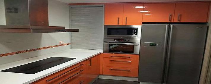 Amplia variedad de modelos en muebles de cocina